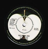 THE BEATLES The Ballad Of John And Yoko Vinyl Record 7 Inch Apple